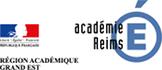 Aller sur le site de l'Académie de Reims